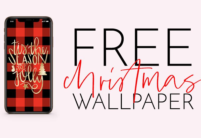 Back from Hiatus - FREE Christmas Wallpaper! | Nap Time ...